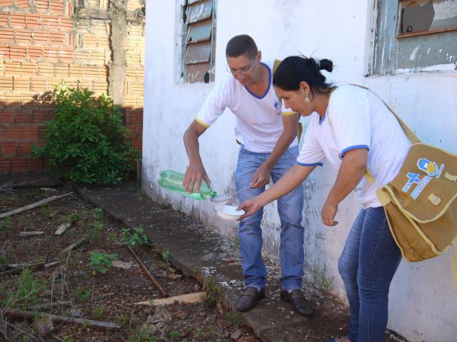 Plano de Contingência determinado por Murilo vai chegar a todas as regiões da cidade em busca do mosquito Aedes aegypti. - Crédito: Foto: Divulgação