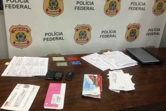 Homem foi preso com documentação falsa em Três Lagoas. - Crédito: Foto: Divulgação