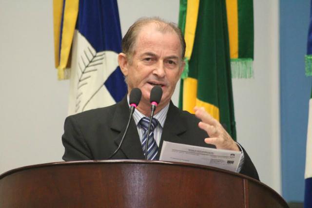 Bebeto reiterou solicitações ao prefeito Murilo e governador. - Crédito: Foto: Thiago Morais