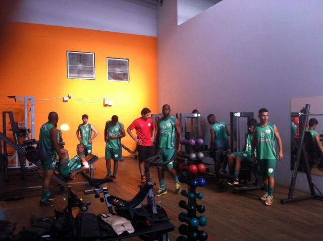 Jogadores que estavam no Itaporã devem ser apresentados no Misto na próxima quarta-feira. - Crédito: Foto: Divulgação