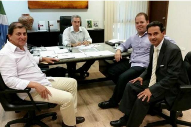 Deputado estadual Marquinhos Trad - Crédito: Foto: Divulgação