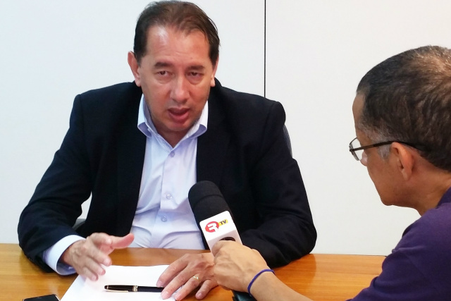 Gerson Claro, diretor-presidente do Detran, pode ingressar no PSB. - Crédito: Foto: Divulgação