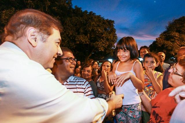 Prefeito de Campo Grande, Alcides Bernal - Crédito: Foto: Divulgação