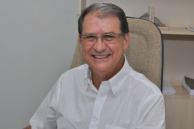 O secretário de Saúde, Sebastião Nogueira diz que números mostram que decisão do prefeito Murilo em assumir HV foi acertada. - Crédito: Foto: Divulgação