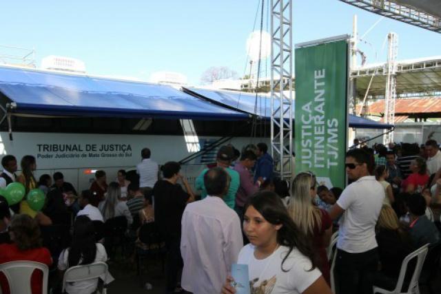 Justiça Itinerante vai atender população em Jardim no dia 20 durante Caravana da Saúde. - Crédito: Foto: TJMS
