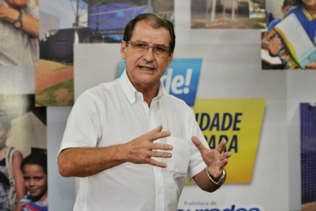 Sebastião Nogueira pode desistir das prévias. - Crédito: Foto: Divulgação