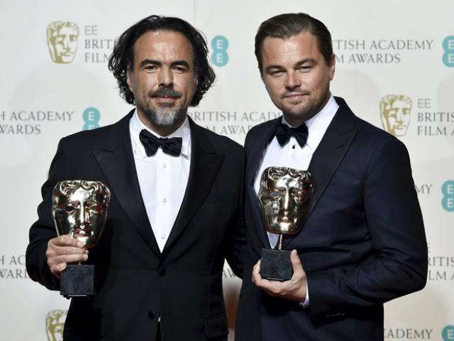 """Leonardo DiCaprio foi o melhor ator e o diretor Alejandro Gonzáles Iñárritu o melhor diretor, ambos por """"O Regresso"""", que também foi escolhido melhor filme. - Crédito: Foto: Divulgação"""