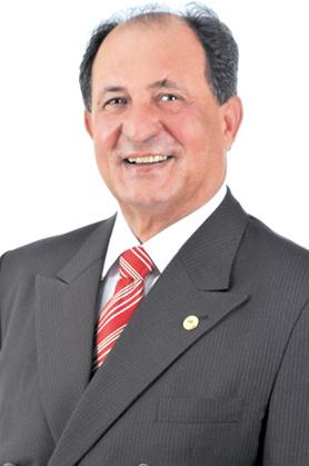 Destaque ao excelente deputado estadual Zé Teixeira. -