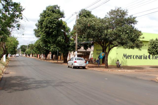 Trecho da Rua Lindalva Marques entre a Rua Orestes e a Rua Sérgio Melgarejo está recapeado. - Crédito: Foto: Chico Leite