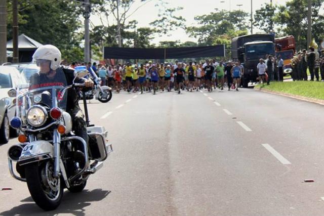 Corrida da Paz será realizada neste domingo na Capital em outras cidades do País. - Crédito: Foto: Divulgação