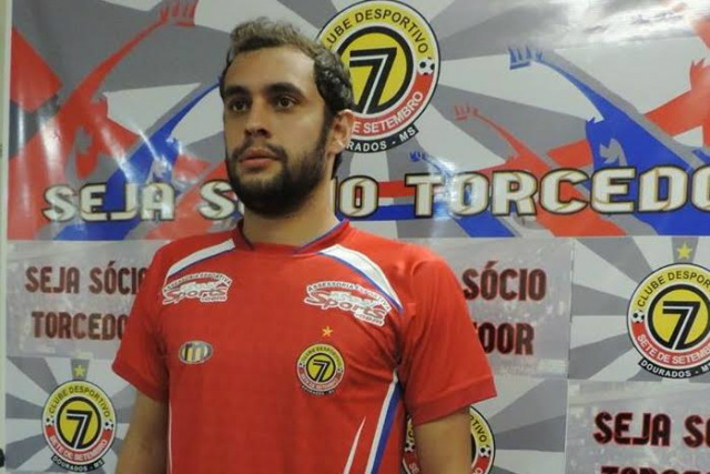Conrado vai disputar o Paulista A3 pelo Inter de Limeira. - Crédito: Foto: Divulgação