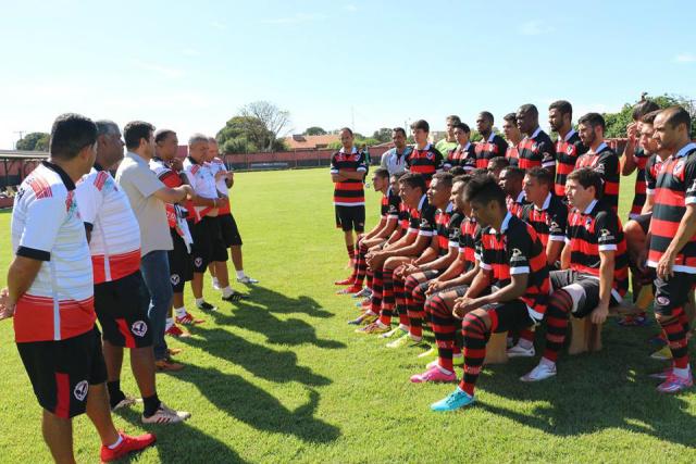 Ricardo da Rocha lamenta não poder repetir contra o Naviraiense. - Crédito: Foto: Divulgação
