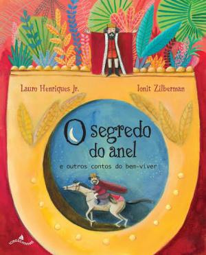 Livro apresenta 11 contos que, além de prenderem a atenção dos pequenos, também agradam aos adultos. - Crédito: Foto: Divulgação