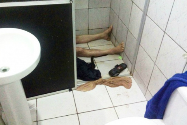 Corpo foi encaminhado ao IML para averiguar as causas da morte. - Crédito: Foto: tanamidianavirai