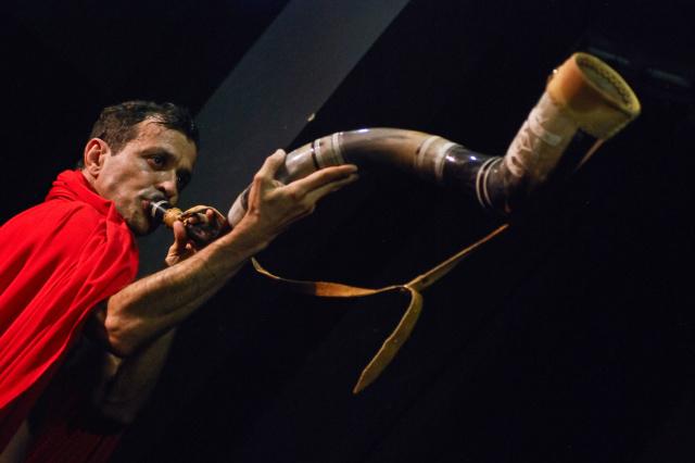 Espetáculo conta a história de Zé Argemiro - Crédito: Foto: Layza Vasconcelos