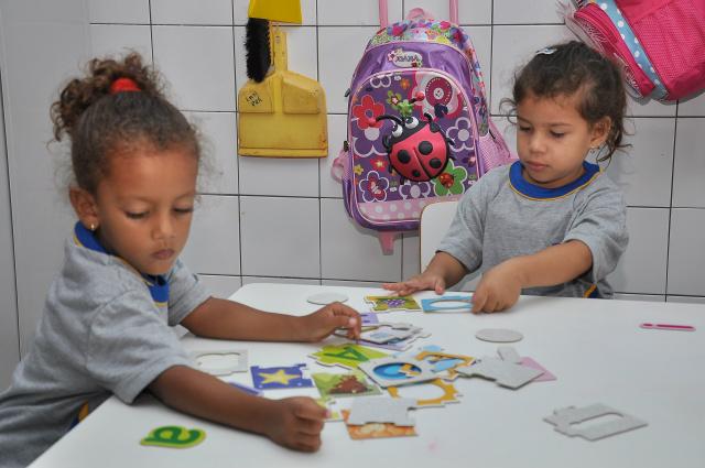 Educação Infantil de Dourados é reestruturada e hoje oferece mais vagas nos Ceims da cidade. - Crédito: Foto: Divulgação