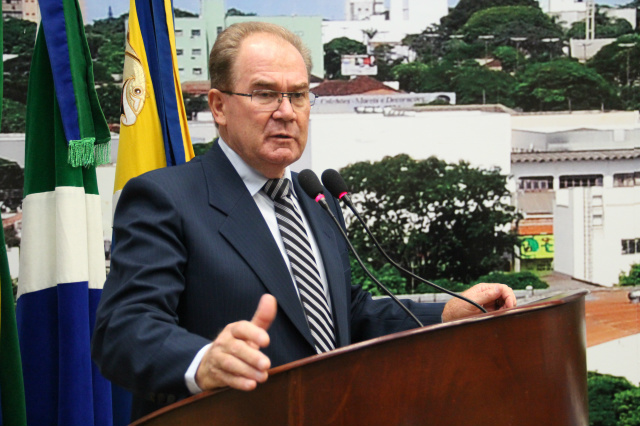 Vereador Idenor Machado quer criação de lei. - Crédito: Foto: Divulgação