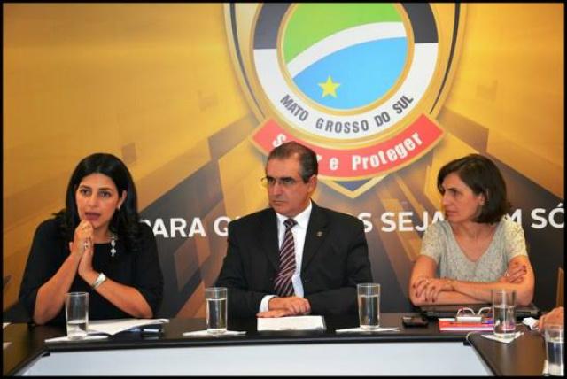 Políticas para Mulheres realizam reuniões desde ontem na Capital. - Crédito: Foto: Divulgação
