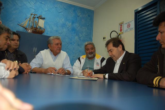 Deputado Paulinho da Força, presidente nacional do partido Solidariedade estará hoje na Capital. - Crédito: Foto: Divulgação