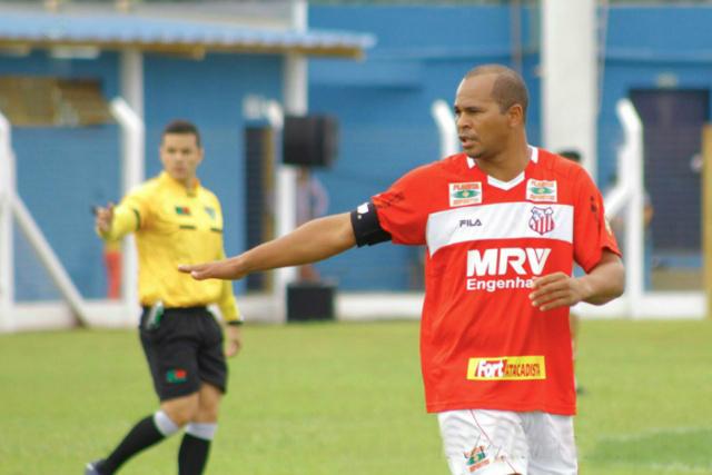 O atacante atuou nos 90 minutos e contribuiu para o segundo gol colorado ao sofrer pênalti. - Crédito: Foto: Gazeta MS
