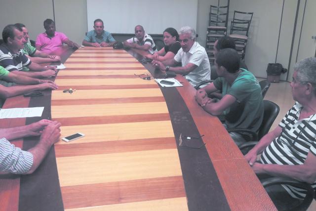Filiados do PPS discutiram os rumos do partido durante encontro em Dourados. - Crédito: Foto: Divulgação