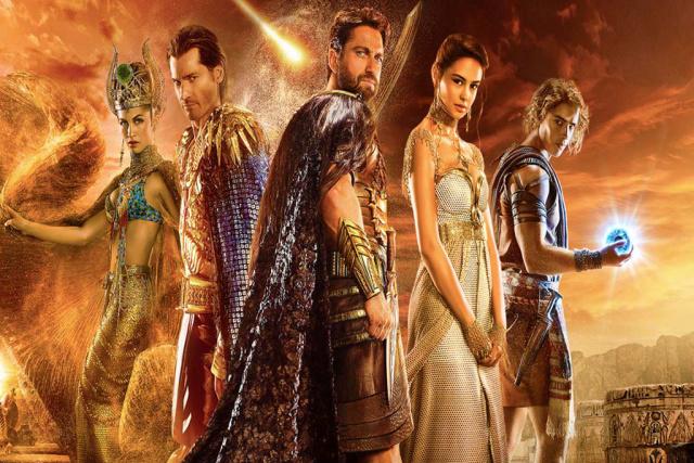 """Filme traz a mitologia dos Deuses egípcios para as telonas, depois dos relativamente bem sucedidos """"Fúria de Titãs"""" - Crédito: Foto: Divulgação"""