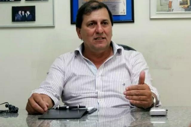 """""""Vamos fazer uma grande festa para recepcionar impostantes lideranças estaduais"""", diz Sérgio de Paula. - Crédito: Foto: Divulgação"""