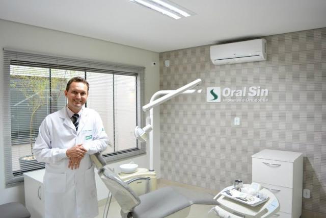 Francisco Eduardo Casaro Nascimento é cirurgião dentista, mestre e especialista em Ortodontia e diretor da Oral Sin de Dourados. - Crédito: Foto: Divulgação