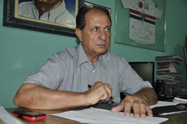 Zé Teixeira anuncia fim da exigência do selo fiscal nas operações com emissão de nota eletrônica. - Crédito: Foto: Hédio Fazan