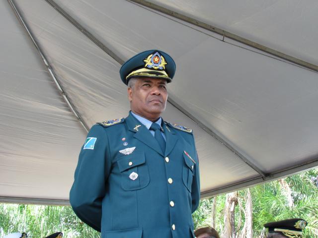 Coronel Deusdete Oliveira deixa comando-geral da PM hoje. - Crédito: Foto: Elvio Lopes
