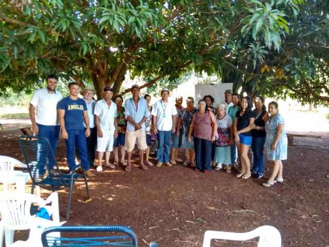 Secretaria de Desenvolvimento está fomentando a criação de grupo de Agroecologia. - Crédito: Foto: Assessoria