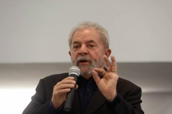 Decisão: Justiça envia a Moro pedido de prisão de Lula -