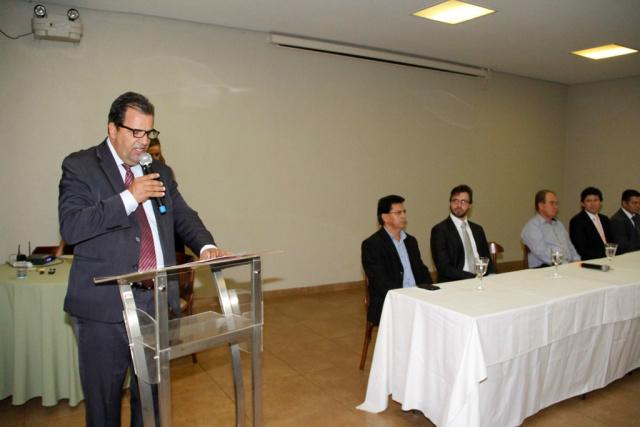 Diretor do Procon, Rozemar Matos, em recente evento. - Crédito: Foto: Divulgação