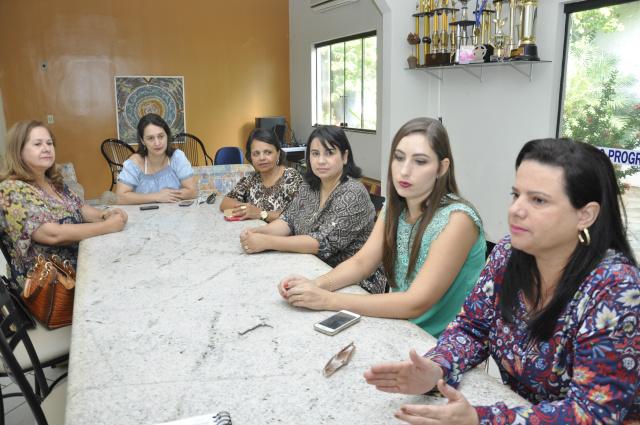 Coordenadoras de Ceims integram Conselho criado em Dourados. - Crédito: Foto: Hedio Fazan