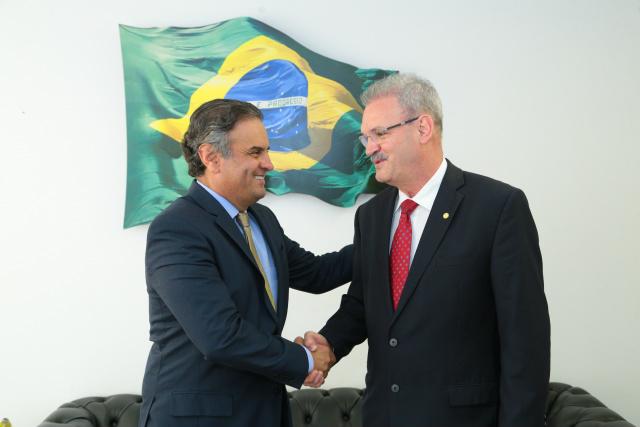 Geraldo Resende confirma que deixa o PMDB para retornar ao ninho tucano onde disputará a Prefeitura de Dourados. - Crédito: Foto: Divulgação