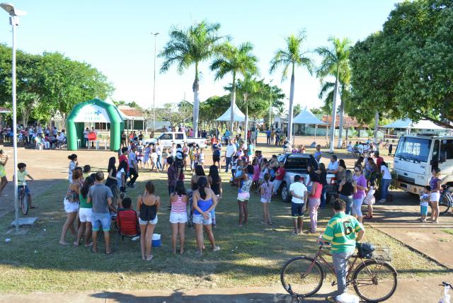 Prefeitura de Bataguassu retomou sábado - Crédito: Foto: Divulgação