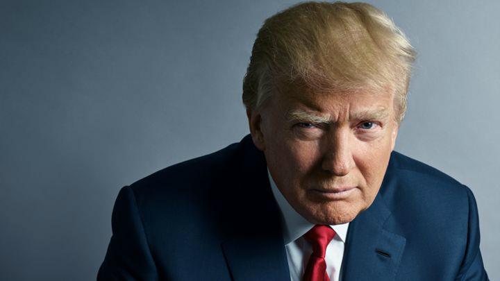 Milionário Donald Trump. Foto: Divulgação -