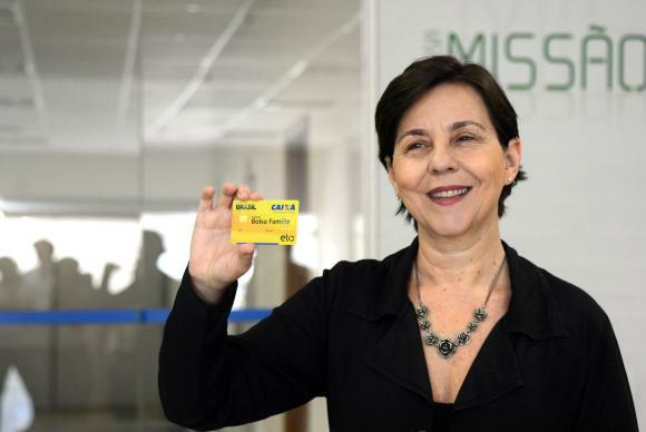 A ministra Tereza Campello anunciou mudanças no Bolsa Família, durante entrevista ao programa Bom Dia, Ministro Antonio Cruz/ Agência Brasil. Foto: Divulgação - Crédito: Agência Brasil