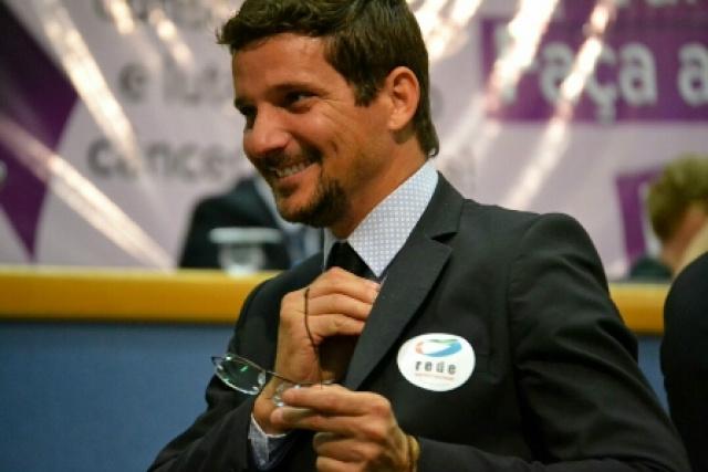 Eduardo Romero é um dos dois vereadores do Rede Sustentabilidade no Estado. - Crédito: Foto: Divulgação