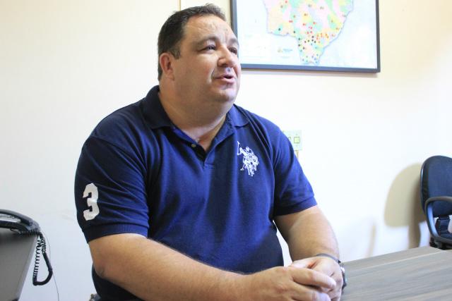Cláudio Gaiofato diz que deixa o partido por coerência. - Crédito: Foto: Divulgação