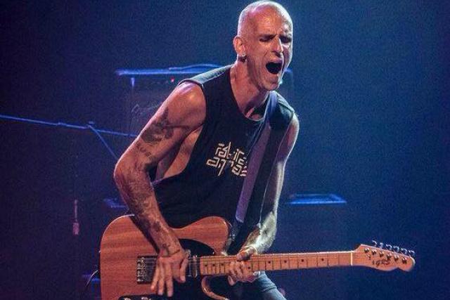 Fábio Brum é guitarrista há mais de duas décadas. Ele é aficionado por blues e todas as suas variações. - Crédito: Foto: Divulgação