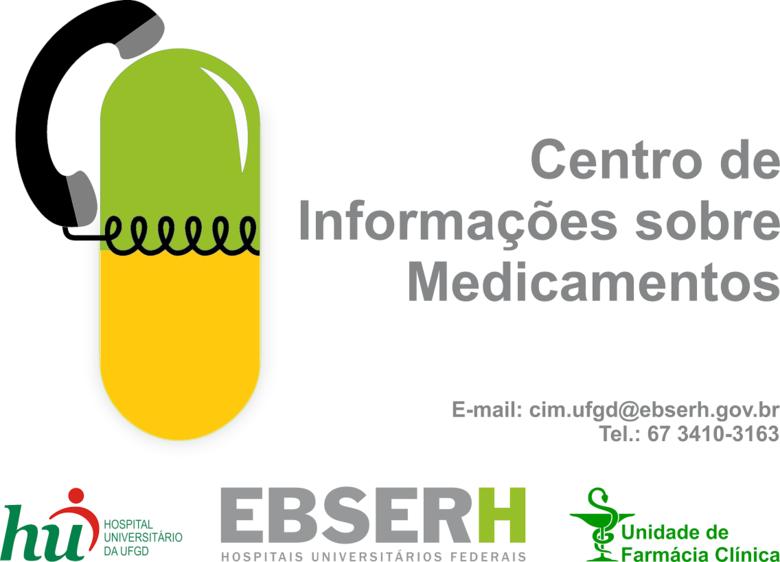 Centro de Informações sobre Medicamentos. Foto: Divulgação -