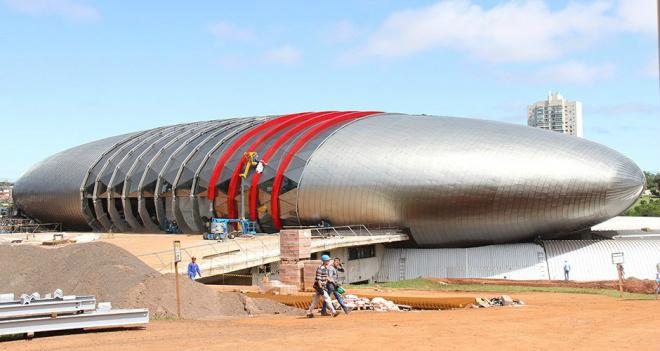 Governo prorroga mais uma vez contrato de R$ 5,1 milhões do Aquário. Foto: Divulgação -