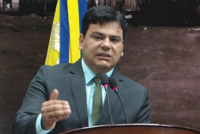 Marcelo Mourão relata ações do seu mandato de vereador. - Crédito: Foto: Divulgação