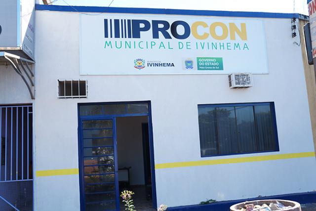Ivinhema terá Procon pela primeira vez, a inauguração será hoje. - Crédito: Foto: Paulo César