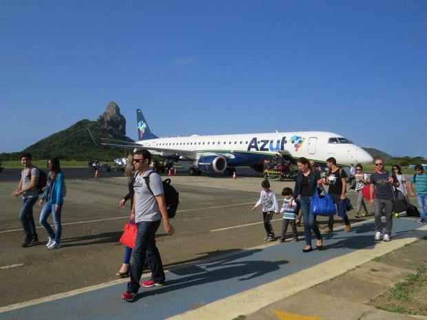 Azul compra 40% da portuguesa TAP. Foto: Ana Clara Marinho - Crédito: divulgação