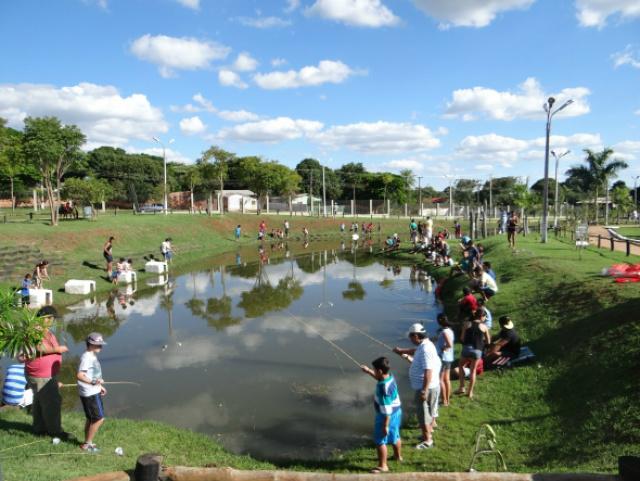 Torneio de pesca para crianças acontece na quinta-feira - Crédito: Foto: Moreira Produções