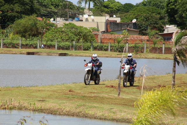 Fiscalização do patrimônio público é foco da Guarda Municipal. - Crédito: Foto: Assecom