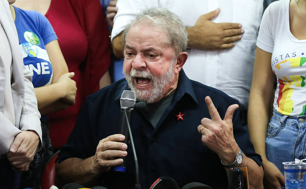 O documento foi assinado em 5 de março de 2010, quando Lula ainda estava no governo. -