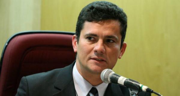 Juiz federal Sérgio Moro -